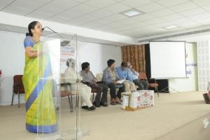 Speech by Dr Kavithalakshmi