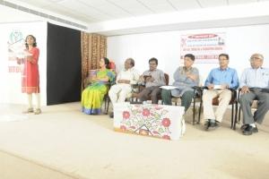 Welcome Speech by Keerthana