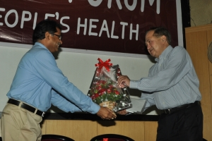Inauguration of Doctors Forum for People's Health